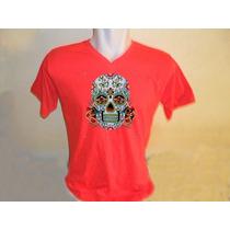 Camisas Personalizadas Gola V (frete Grátis)