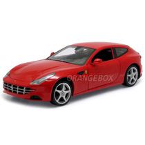 Ferrari Ff 1:18 Hot Wheels Vermelho X5524