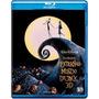 O Estranho Mundo De Jack (tim Burton) Blu-ray 3d
