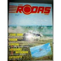 Revista Sobre Rodas Sport Rally Motocross Autocross Stockcar