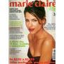 Marie Claire 1996 Paula Franco Zé Do Caixão Oscar Schmidt