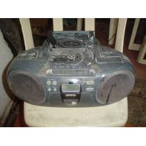 Radio Cd Gravador Aiwa No Estado Não Funciona