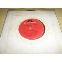 Disco De Vinil Compacto : The Bee Gees - My World 1972