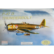 P47 Thunderbolt Academy 1/48 Decais Da Fab Tipo Kit Revell