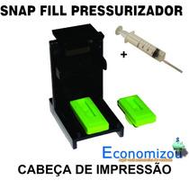 Snap Fill Para Vários Cartuchos - Hp, Lex, Canon - Confira!