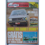 Revista Quatro Rodas N- 222 Puma Gtb Chevete Passat Ts