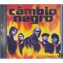 Câmbio Negro 1998 St Cd Circulo Vicioso Com Letras