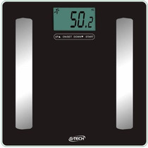 Balança Digital C/taxa Gordura, Água, Massa Óssea E Muscular