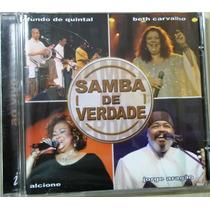 Cd - Samba De Verdade_ Alcione, Beth Carvalho, Jorge Aragão*