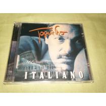 Cd - Toquinho Italiano Album De 1999