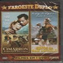Dvd Duplo Faroeste: Cimarron/ Sinos De San Angelo