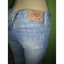 Calça Jeans Clarinho Damyller Tamanho 40