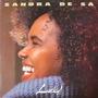 Sandra Sá Lp Lucky - Encarte 1991