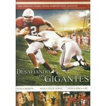 Dvd - Desafiando Os Gigantes