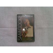 Fita K7 Sam Cooke You Send Me 1986 Importada