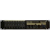 Módulo Amplificador Potencia Mixer Newell Modelo Pmx 4000
