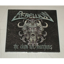 Cd Rebellion - The Clans Are Marching - Digipack (importado)