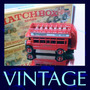 1982 Matchbox Lesney London Bus Trator Carrinho 1/43