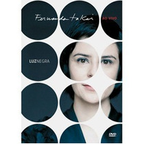Fernanda Takai Luz Negra Ao Vivo Dvd