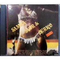 Cd Samba Suor E Ouriço - 1988 - Impecável - Raro