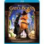 Gato De Botas - Blu-ray - Novo E Lacrado - Original