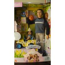 Barbie Happy Family Alan & Ryan Nao Gravida No Brasil