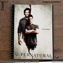 Caderno Supernatural