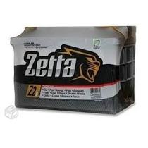 Bateria Automotiva 60ah Zetta Z2d+ Zetta Moura