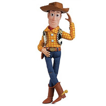 Toy Story Boneco Falante Xerife Woody 40cm Tenho + D 930 Pts