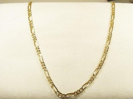 Monreale Corrente Cordão Masculino Em Ouro 18k Elos Grumet - R  949 en  Melinterest 028442460f