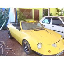 Puma Gts 1980 Conversível