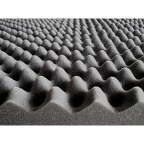 Espuma Acústica 45m² Anti-chama C/ Laudo Fábrica Menor Preço