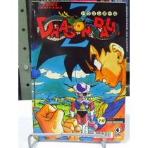 Mangá - Dragon Ball Z Edição Brasileira - N° 17