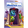 Dvd Monstros S.a. - Original Disney Pixar