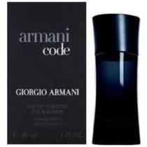 Perfume Armani Code Giorgio Armani Masc 75ml - Original
