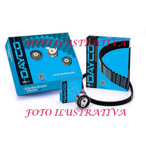 Kit Correia Dentada + Kit Correia Alternador Marea 2.0 Turbo