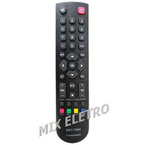 Controle Remoto Para Tv Led Lcd Philco Ph16d20dm Ph19d20dm