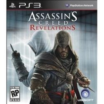 Jogo Semi Novo Assassin`s Creed Revelations 3d Legendado Ps3