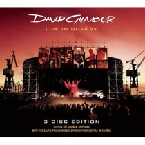 David Gilmour Live In Gdansk ( 2cd / 1 Dvd )