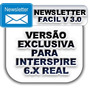 Newsletter F�cil 3.0 Para Lojas Interspire Vers�o 6.x Real