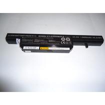 Bateria Original Notebook H-buster Hbnb-1403 - C4500bat-6