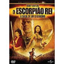 Dvd Original Do Filme O Escorpião Rei ( The Rock)