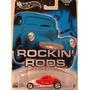 Hot Wheels Rockin Rods 1934 Ford Coupe So Cal (lacrado)