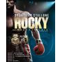 Box Blu-ray Rocky A Saga Completa - Original Lacrado Dublado