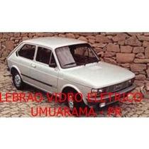 Vidro Eletrico Fiat 147, Kit Simples, Com Vidro Original
