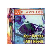 Dj Flavours Your Caress 12 Dj Mix Vinil Flash House Importad