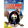 Dvd O Galinho Chicken Little + Poster Do Filme
