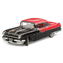 Miniatura De Pontiac Star Chief Hard Top 1955 1:18 Sun Star