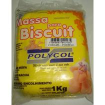 Massa Para Biscuit Jl, Fox E Polycol Pacote 1kg