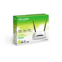 Roteador Wireless Wr-841nd 300mbps Tp-link Antena Destacavel
